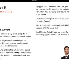 Real Life Success Stories